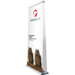 Expo Roll up banner - dobbeltsidet