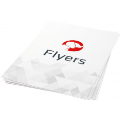 Flyers - offsettryk (Ved over 5.000stk)