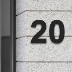 Husnummer skilte