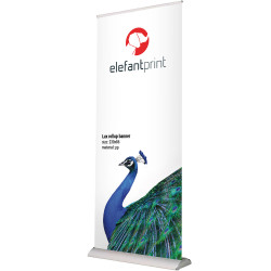 Lux Roll up banner
