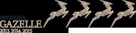 Modtager af Gazelle-prisen 4 år i træk